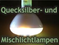Lampen bersicht hql uv lampen f r die terraristik for Lampen quecksilber